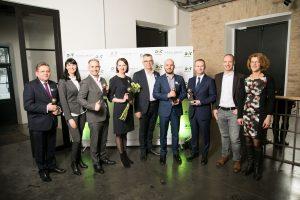 Paskelbti geriausi 2017 metų darbdaviai Baltijos šalyse