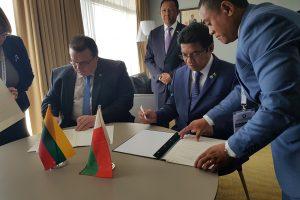 Lietuva užmezgė diplomatinius santykius su Madagaskaru