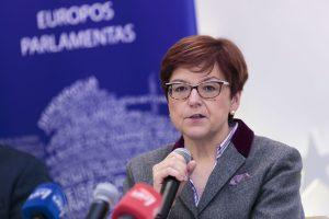 EP atstovė susirūpino lėšomis Ignalinos AE uždarymui
