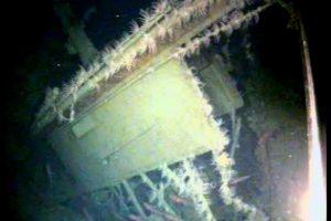 Rastos prieš 103 metus dingusio povandeninio laivo nuolaužos atskleidė karo mįslę