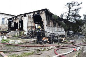 Azerbaidžane per gaisrą narkomanų reabilitacijos centre žuvo dešimtys žmonių