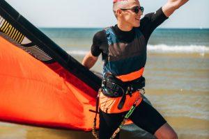 D. Montvydas bandė suvaldyti Baltijos jūros bangas