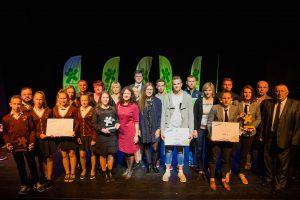 Apdovanoti Lietuvos mokyklų žaidynių nugalėtojai