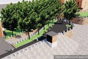 Kaip atrodys atsinaujinęs Santakos parkas? (laukiami pasiūlymai)