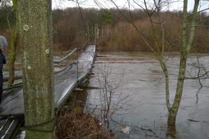 Pamaryje prognozuoja potvynio pradžią