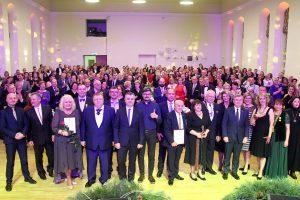 Didžiausiame Kauno verslo renginyje – duoklė Valstybės atkūrimo 100-mečiui