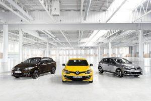 """Naujieji """"Renault Mégane"""" – jau Lietuvoje"""