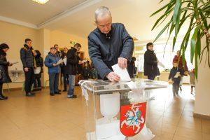 Kauno rinkėjai piktinosi: už ką balsuoti?