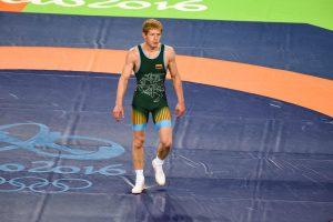 E. Venckaičio nesėkmė olimpiados starte