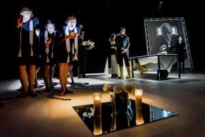 Klaipėdos kultūros fabrike rodys diplominius spektaklius