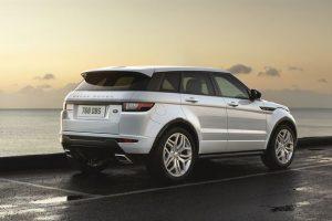 """Atnaujintą """"Range Rover Evoque"""" išvysime Ženevoje"""