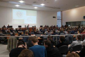 Konferencijoje apie lytiškumą – per 900 Vilniaus mokinių