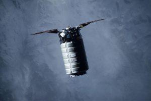 JAV krovininiame erdvėlaivyje bus atliktas eksperimentas su ugnimi