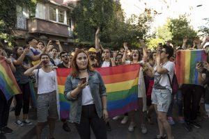 Turkijos policija nutraukė homoseksualų protestą Stambule