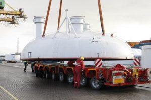 Į Lietuvos transporto ir logistikos sektorių investuota milijardinė ES parama