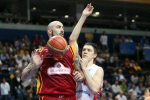 """Makedonų vidurio puolėjas P. Antičius keliasi į """"Hawks"""""""