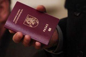 Pilietybės referendumo kampanijai – 230 tūkst. eurų