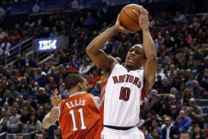 NBA lygos savaitės laureatais tapo D. DeRozanas ir K. Durantas