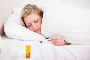 Lietuvoje ir vėl padaugėjo peršalimo ligų