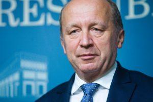 A. Kubilius: TVF kritiškai vertina ketinimus pensijas kompensuoti, didinant mokesčius