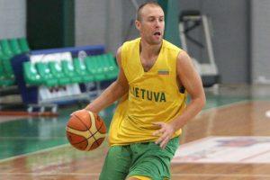 Graikijos krepšinio lygoje T. Delininkaičio klubas pakilo į aštuntąją poziciją