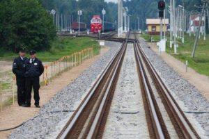 """Baltijos šalių susitarimui dėl """"Rail Baltica"""" projekto uždegta žalia šviesa"""