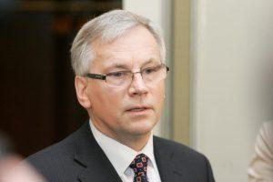 Finansų ministras: Lietuvos gynybos biudžetas yra pakankamai didelis
