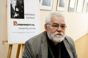 Fotomenininkui A. Sutkui skirta Vokietijos fotografijos asociacijos premija