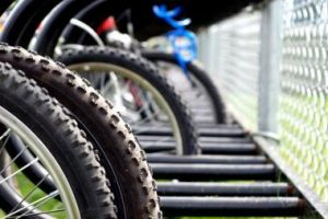 Klaipėdoje apvogta dviračių parduotuvė