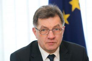 A. Butkevičius dalyvaus ES ir Afrikos susitikime, kalbėsis su Lenkijos premjeru