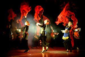 Vilniuje – įspūdinga Flamenko šokio teatro premjera