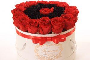 Stabilizuotos rožės: profesionalų patarimai ir pasiūlymai