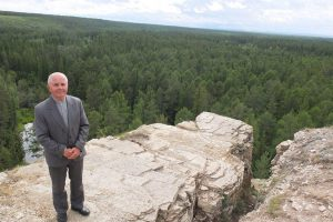 S. Tamkevičius į tremties vietas Sibire sugrįžo po 30 metų