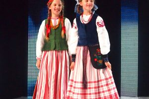 Vilniuje vyks dailiausių tautinių kostiumų rinkimai