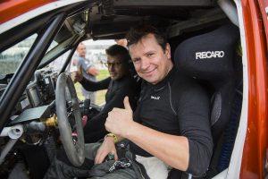 """10-ame Dakaro ralio etape sublizgėjęs A. Juknevičius įšoko į """"Top-20"""""""
