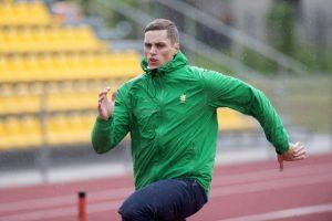 Greičiausias Lietuvos žmogus įvykdė Europos čempionato normatyvą