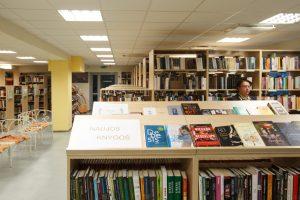 Kauno rajono biblioteka lankytojams dovanos įspūdingą savaitę