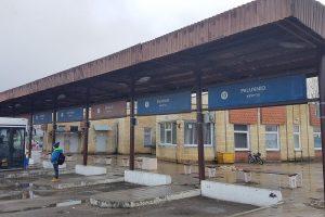 Nesibaigia teismai dėl Trakų autobusų stoties