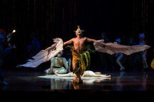 """Po """"Cirque du Soleil"""" spektaklio """"Varekai"""" – žiūrovų emocijų antplūdis"""