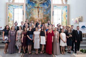 Klaipėdos licėjaus abiturientai – vėl nepralenkiami
