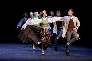 Paaiškėjo geriausi liaudiškų šokių kolektyvai