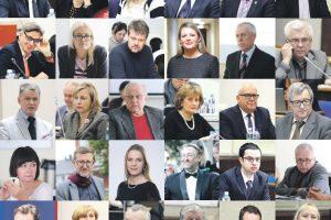 Tarybos narių ataskaitos – be polėkio
