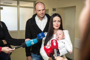 Atidarytas pirmasis Lietuvoje motinos pieno bankas
