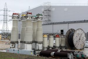 """NordBalt"" kabelis saugiai guli Baltijos jūros dugne"
