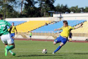 """""""Atlanto"""" futbolininkai žais Italijoje ir Portugalijoje"""