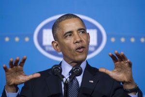 B. Obama ruošiasi padaryti pareiškimą dėl sveikatos reformos