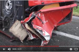 Vokietijoje į avariją pateko lietuvių mikroautobusas: nukentėjo 13 žmonių