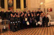 Apdovanoti aktyviausi Kauno apskrities policijos rėmėjai