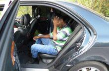 Pareigūnams įkliuvo nelegalus imigrantas iš Šri Lankos