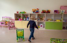 Sostinės vaikų darželiuose – daugiau vietų